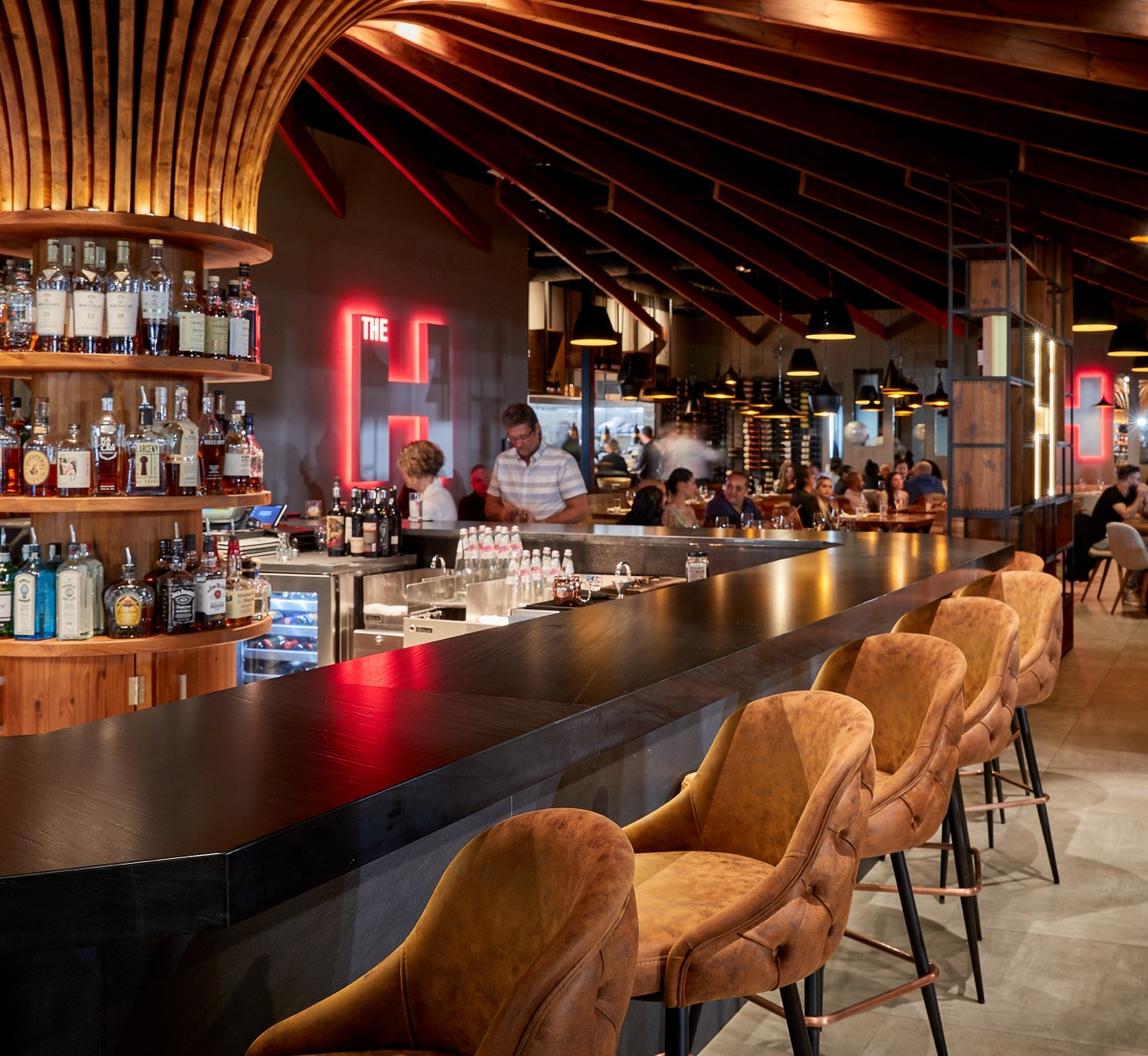 The H Bar